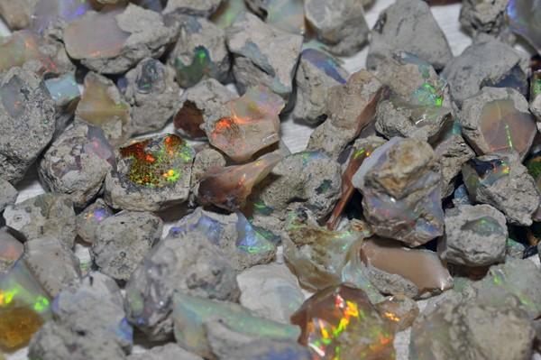 stenar och mineraler i sverige